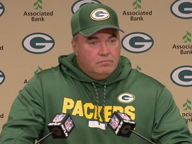 Watch: McCarthy: 'The QB room is exactly where it needs to be'