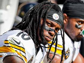 Watch: Kinkhabwala: Martavis Bryant may be frustrated from losing snaps to JuJu Smith-Schuster