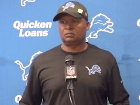 Watch: Caldwell on playing tough