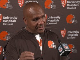 Watch: Hue Jackson Postgame Press Conference 10/15