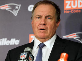 Watch: Bill Belichick 10/15: 'Proud of the way the team competed'