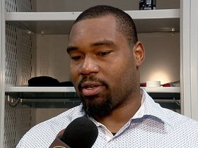 Watch: Evans 1-on-1: 'We have to step up big time'
