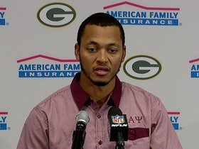 Watch: Hundley: 'I'll prepare and I'll be ready'