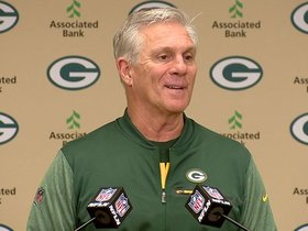 Watch: Zook on field-goal operation: 'Not a problem'