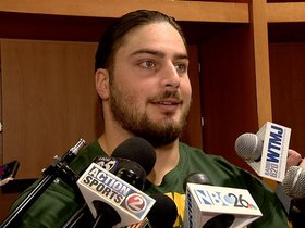 Watch: Bakhtiari: 'I have to contribute any way I can'