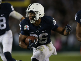 Watch: Franklin: Saquon Barkley is College Football's MVP