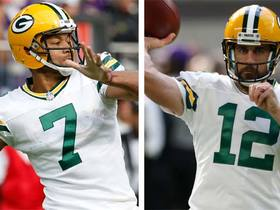 Schrager: Hundley 'still gives the Packers a chance' in NFC North