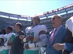 Watch: Battista: League does not want to force players to stand during anthem