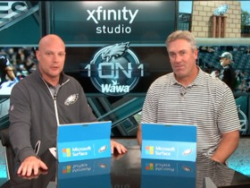 Watch: Doug Pederson 1 on 1