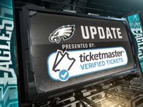 Watch: Eagles Update: Just A Starting Point
