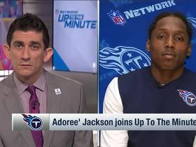 Watch: Adoree' Jackson talks about honoring his mom as a cancer survivor