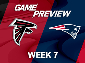 Watch: Falcons vs. Patriots preview | 'NFL Playbook'
