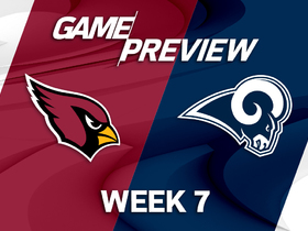 Watch: Cardinals vs. Rams preview | 'NFL Playbook'