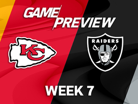 Watch: Chiefs vs. Raiders preview | 'NFL Playbook'