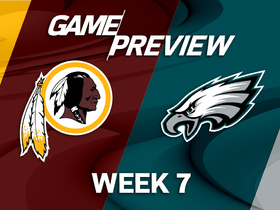 Watch: Redskins vs. Eagles preview | 'NFL Playbook'