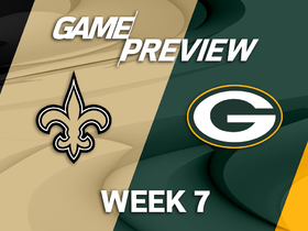 Watch: Saints vs. Packers preview | 'NFL Playbook'