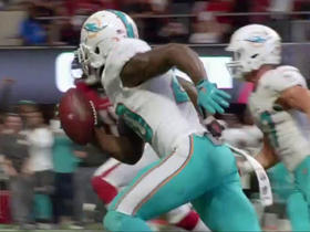 'Turning Point': Reshad Jones interception seals Dolphins win
