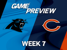 Watch: Panthers vs. Bears preview | 'NFL Playbook'