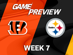 Watch: Bengals vs. Steelers preview | 'NFL Playbook'