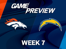 Watch: Broncos vs. Chargers preview | 'NFL Playbook'