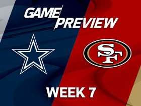 Watch: Cowboys vs. 49ers preview | 'NFL Playbook'
