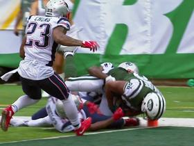Watch: 'Inside the NFL': Did the referees get the Jets fumble call right?