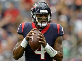 Watch: 'Sound FX': Bill O'Brien impressed by quarterback Deshaun Watson