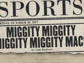 Watch: Tomorrow's Headlines Today: Miggity, Miggity, Miggity, Miggity Mack
