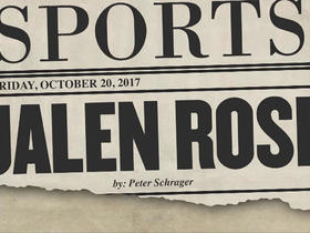 Tomorrow's Headlines Today: Jalen Rose