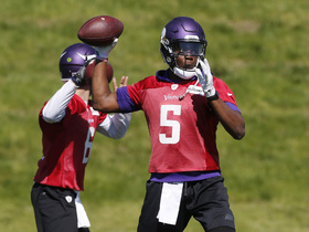 Watch: Everson Griffen: Teddy Bridgewater always knew he'd play football again