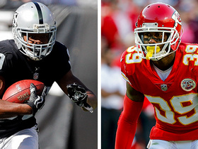 Terrance Mitchell vs. Amari Cooper is a matchup to watch on 'TNF'