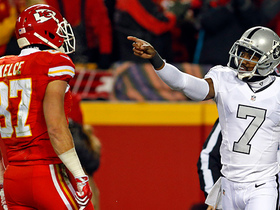 Watch: One thing to watch for Thursday night: Travis Kelce vs. Marquette King