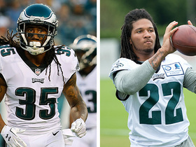 Watch: Garafolo: Ronald Darby and Sidney Jones likely to return to Eagles this week