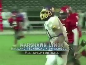 Watch: High School Flashback: Marshawn Lynch