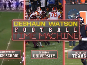Watch: Football Time Machine - Deshaun Watson