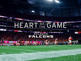 Watch: Heart of the Game: Atlanta Falcons