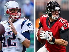 Watch: Next Gen Stats : Brady-Ryan Rematch
