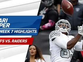 Watch: Amari Cooper highlights | Week 7