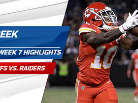 Watch: Tyreek Hill highlights | Week 7
