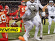 Watch: Four goal-line plays in final seven seconds punctuate wild Raiders-Chiefs finish