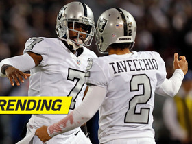Giorgio Tavecchio makes game-winning kick for an INCREDIBLE victory