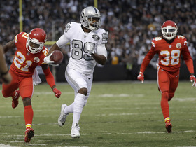 Watch: Top Plays from Chiefs-Raiders matchup