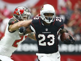 Watch: Players we're excited to see: Adrian Peterson