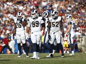 Watch: Stacey Dales: Rams defense is preparing to face Adrian Peterson