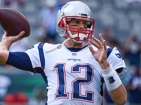 Watch: Rosenthal: Brady's post-30 career and pre-30 career are night and day