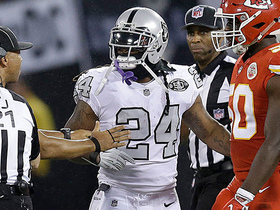 Watch: Marshawn Lynch suspended one game for unsportsmanlike conduct