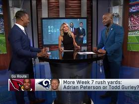 Watch: 'NFL Gameday Morning': Go Route