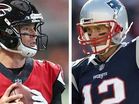 Watch: Falcons or Patriots: Who has a better chance to return to the Super Bowl?