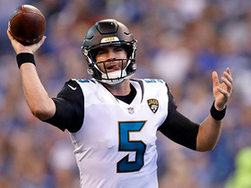 Watch: Blake Bortles heaves a 52-yard bomb to Keelan Cole