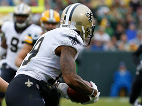 Watch: Ted Ginn pulls in diving reception for 40 yards